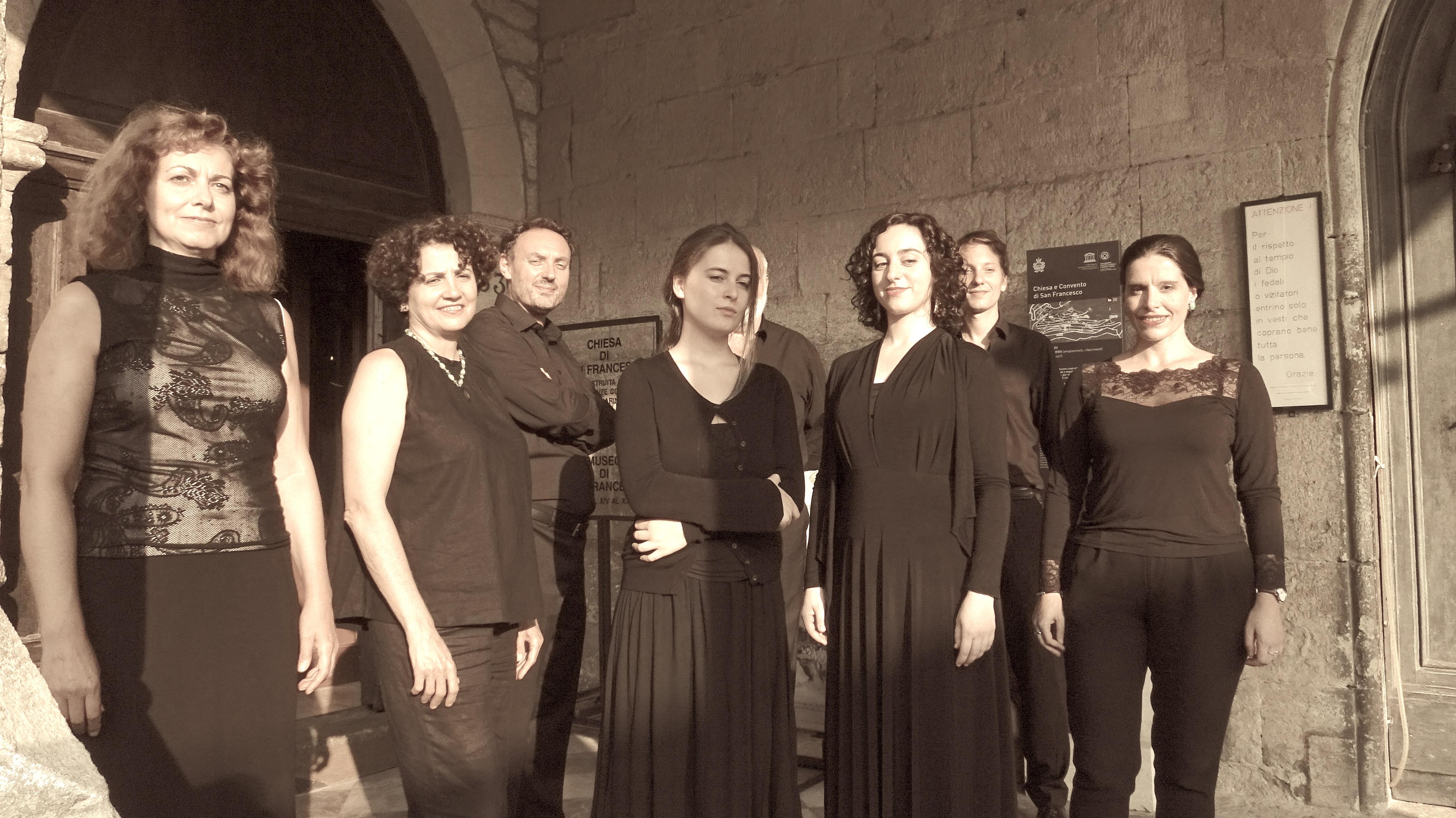Malatesta Ensemble - San Marino Medieval Renaissance Music Course