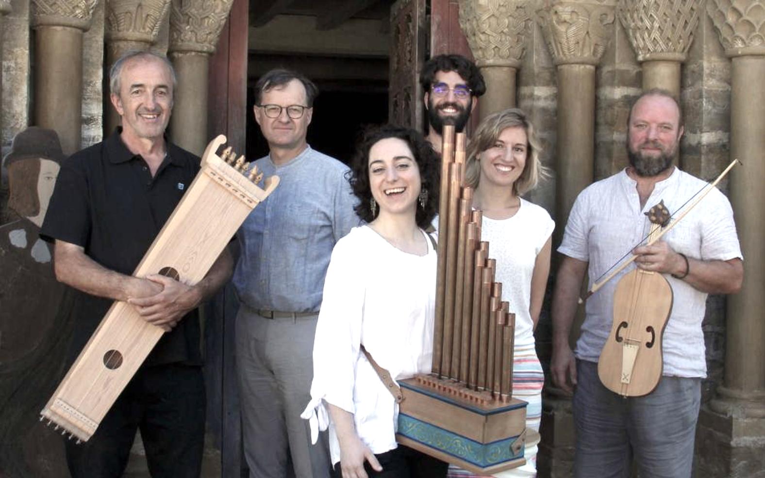 Concert Soule Cristina Alís Raurich Mixel Etxekopar