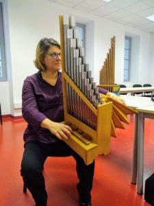 Organetto cours Cristina Alís Raurich