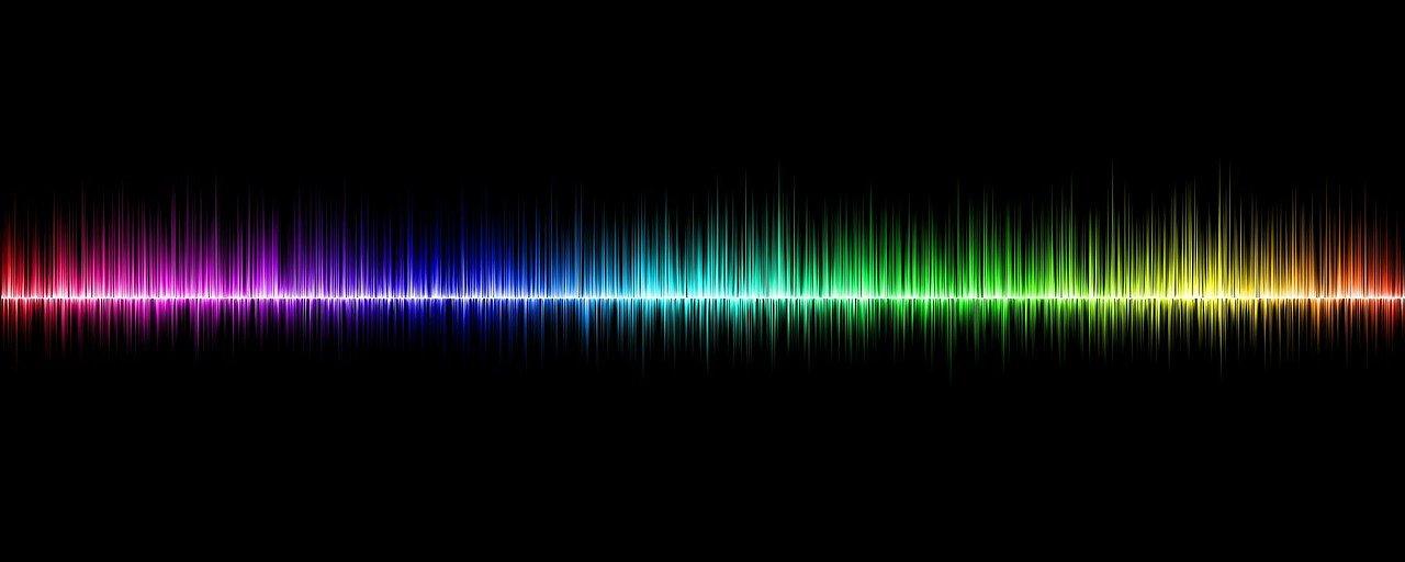 Sound waves pixabay