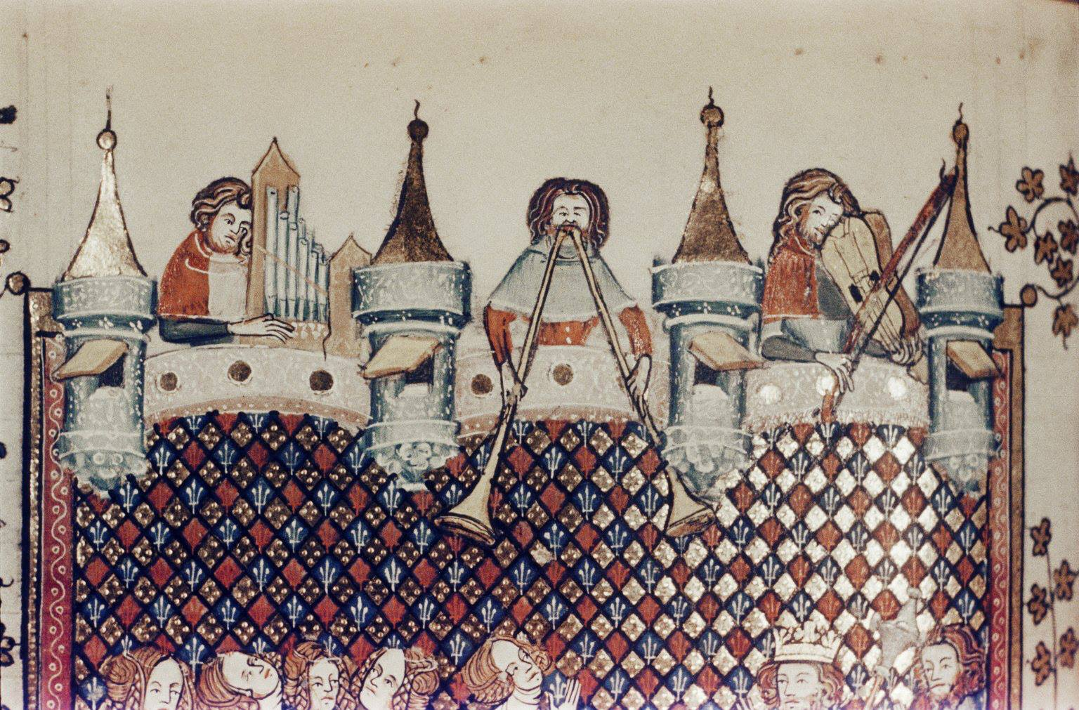 medieval music course